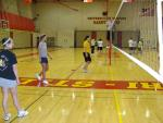 One Night Volleyball