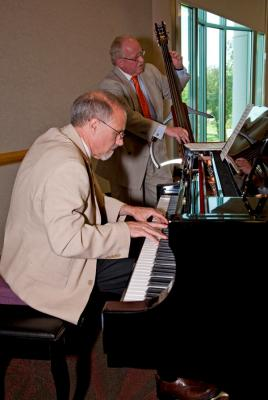 Tom George and Jim Widner playing at the retirement reception for Deans Schmitz and Hylton _1_.jpg