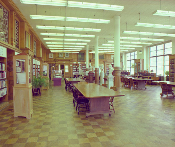 Reading Room (ca. 1985)