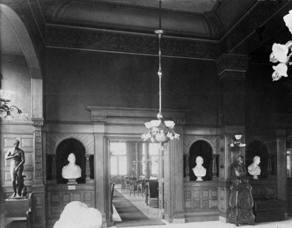 Issue Room (ca. 1887)