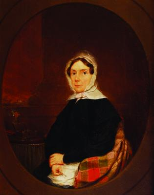 Woman of the Atwater Family by Charles Deas