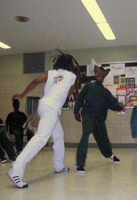 Capoeira: Give And Take